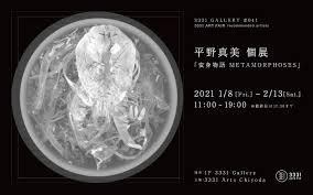 3331 ART FAIR recommended artists平野真美個展変身物語METAMORPHOSES